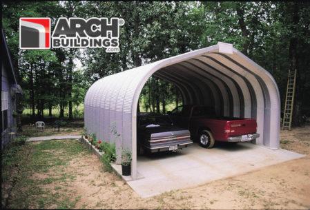 A 2 Car Carport from Archbuildings.com.