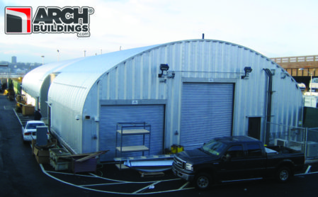 Industrial Steel Building from Archbuildings.com!