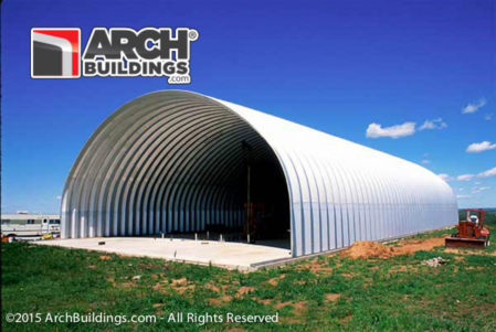 Livestock shelter kits and equipment storage buildings available from archbuildings.com