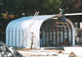 Steel Buildings Arch Buildings Cheap