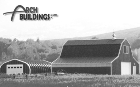 Agricultural building by ArchBuilldings.com
